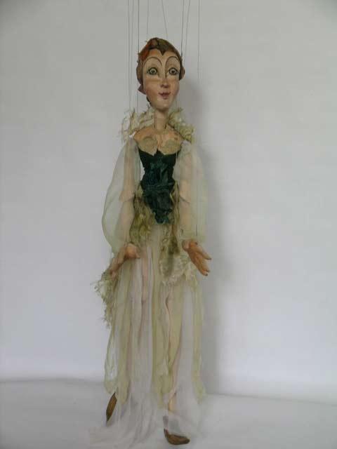 Fata Morgana marionnette poupée