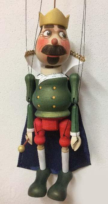 Le Roi marionnette