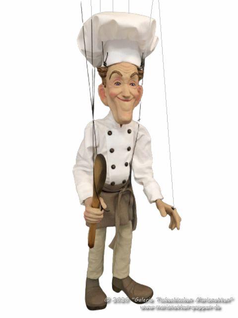 Cuisiner Laurel marionnette