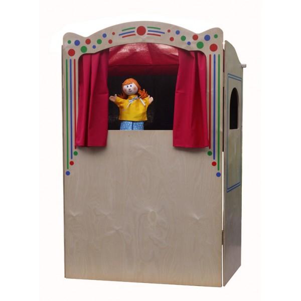 Théâtre de Marionnettes au double