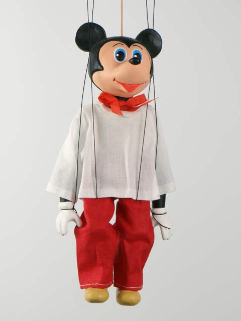 Mickey Mouse marionnette