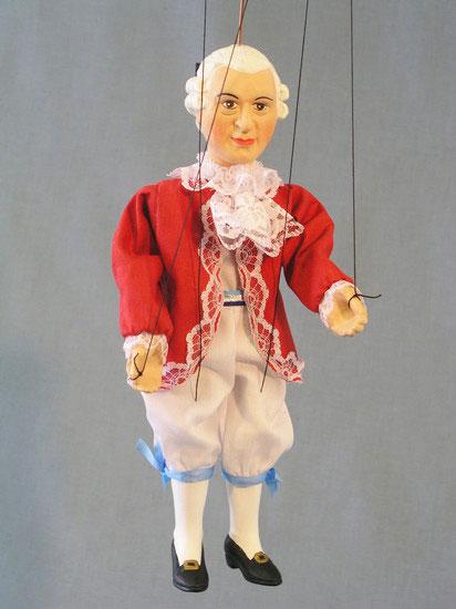 Mozart marionnette poupée