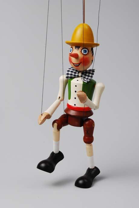 Pinocchio marionnette