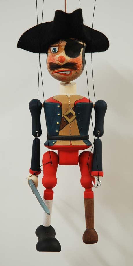 Pirate marionnette