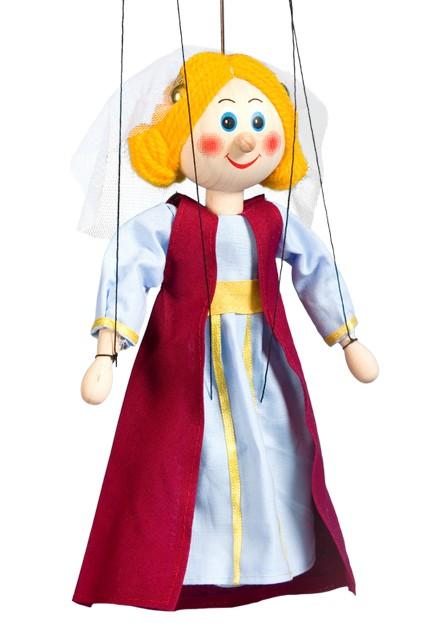 Princesse marionnette poupée