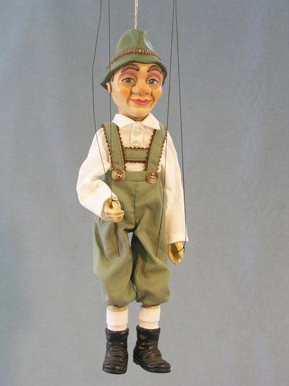 Skout marionnette poupée
