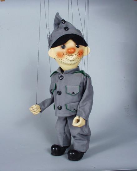 Soldat Chveik marionnette poupée