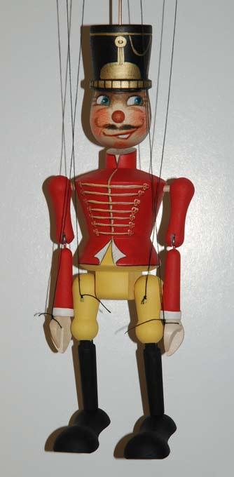 Légionnaire marionnette