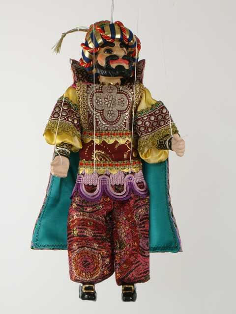 Turc , marionnette poupée