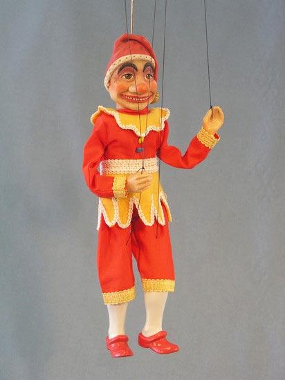 Bouffon , marionnette poupée