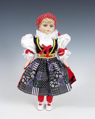 Cheb poupée tchèque