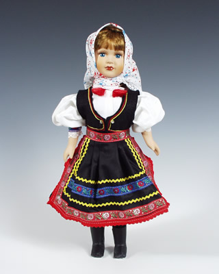 Niva poupée tchèque
