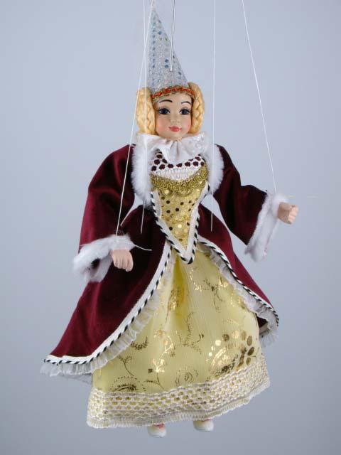 Bonne fée marionnette poupée