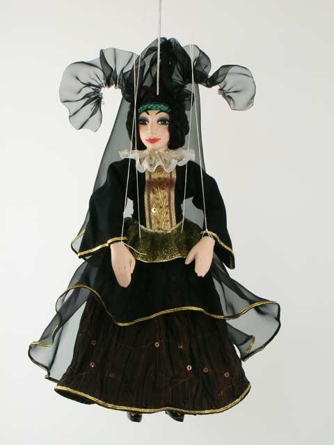 Fée , marionnette poupée