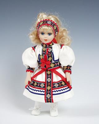 Kopanice poupée tchèque