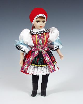 Kyjov poupée tchèque