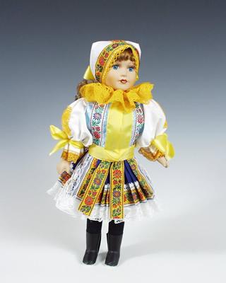 Piestany poupée tchèque