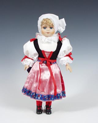 Plzen poupée tchèque