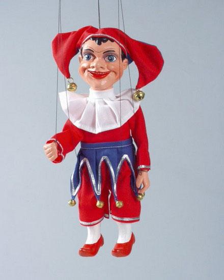 Polichinelle marionnette poupée