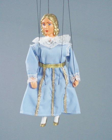 Princesse marionnette poupee