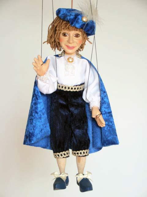 Prince marionnette