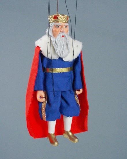 Roi marionnette