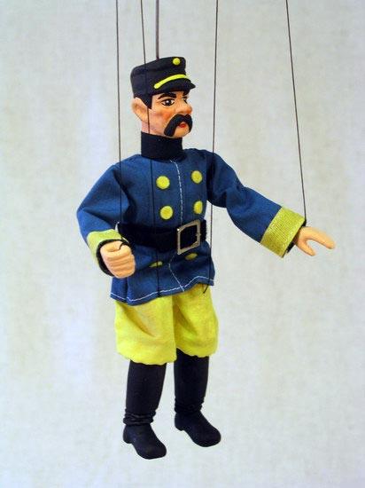 Soldat marionnette