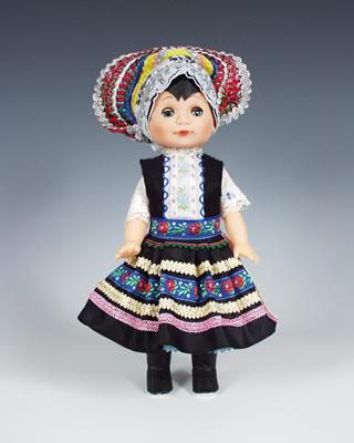 Tekov poupée tchèque