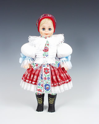 Uhersky brod poupée tchèque