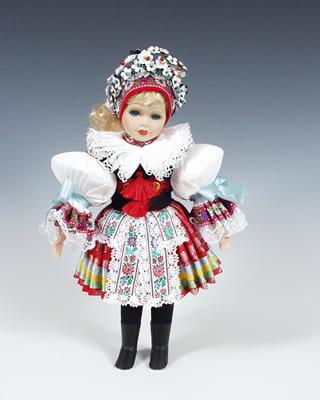 Vicnov , poupée tchèque