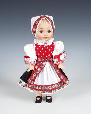 Zahori poupée tchèque