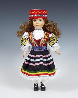 Zdiar poupée tchèque