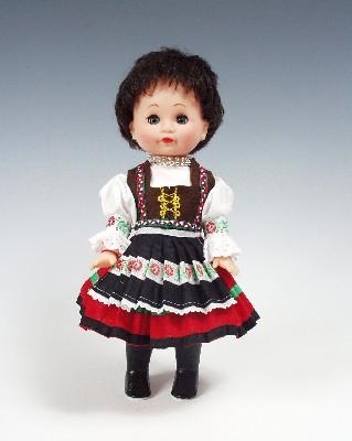 Zemplincanka, poupée tchèque