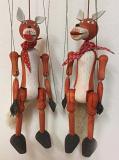 Renard marionnette