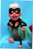 Super Heros marionnette poupée