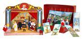 Théâtre de Marionnettes , 12 marionnettes