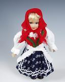 Valaska poupée tchèque